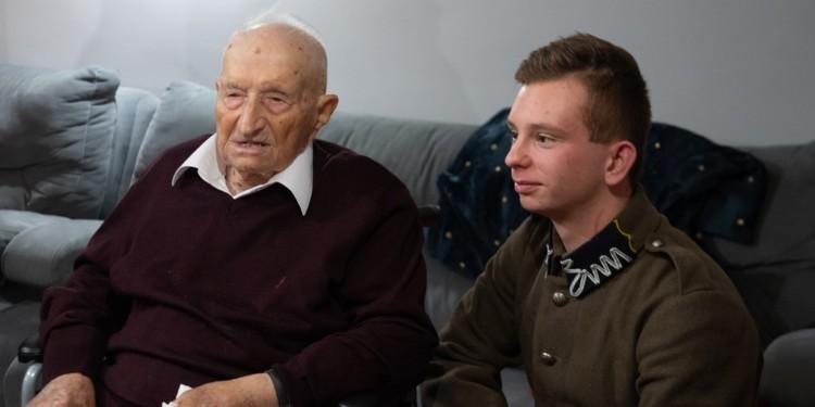 11 listopada – urodziny najstarszego żołnierza Europy (zdjęcia)